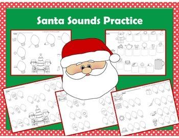 Santa Sounds Practice