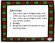 Santa Spinner Game- 2 Digit Multiplication