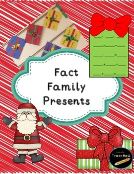 Santa Spins a Fact Family