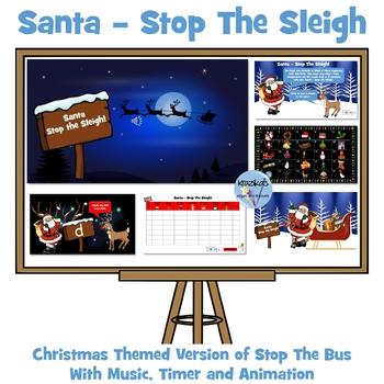 Santa - Stop the Sleigh!