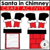 Santa Stuck in Chimney Craft