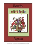 Santa Sums Christmas Addition Game