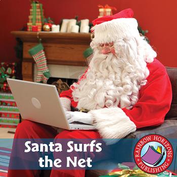 Santa Surfs the Net Gr. PK-8