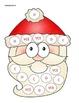 Santa Syllable Bingo!  A Bingo Game for the Six Types of Syllables