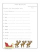 Santa Synonyms- A Christmas synonym center and craftivity (CCSS Aligned)
