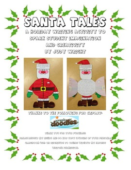 Santa Tales: Creative Writing for the Holidays