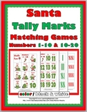 Christmas Tally Marks Activities - Christmas Math