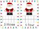 Santa Ten Frame Cards