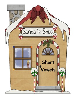Santa Vowel Sort
