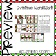 Santa Word Work for Christmas in December in Kindergarten