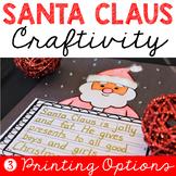 Santa Writing Craft