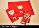 Santa and Snowman Gift Wrap