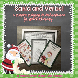 Santa and Verbs: An Interactive Set for Speech Therapy
