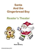 Santa and the Gingerbread Boy Reader's Theater