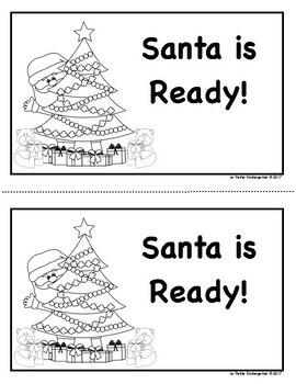 Santa is Ready Reader