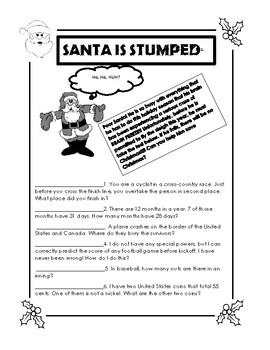 Christmas Carol Brain Teasers.Christmas Carol Brain Teasers Worksheets Teaching