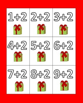 Santa's Addition Task