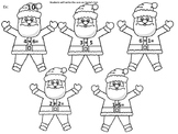 Santa's Addition and Subtraction to 10