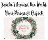 Santa's Around the World Mini Research Project