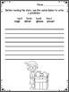 Santa's Book of Names Book Companion:  Comprehension Activities