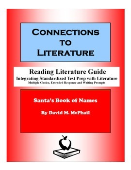 Santa's Book of Names-Reading Literature Guide