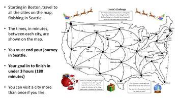 Santa's Christmas Challenge