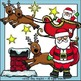 Santa's Christmas Clip Art Set - Chirp Graphics