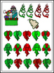Santa's Christmas Presents Clipart (9 Free Elements Included)
