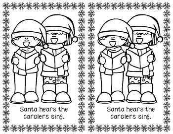 Santa's Christmas Senses