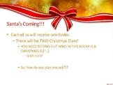 Santa's Coming!  Christmas Holiday Game
