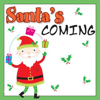 Santa's Coming Vol. 2