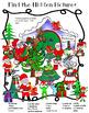 Santa's Day  Close Reading 2nd and 3rd grades