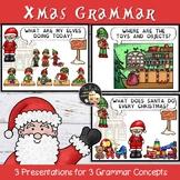 Santa's Elves - EFL Grammar Presentations