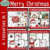Santa's Elves - EFL Lessons Bundle