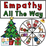 Santa's Empathy and Problem Solving Dice Game