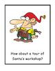 Santa's Happy Helpers Read Aloud Big Book