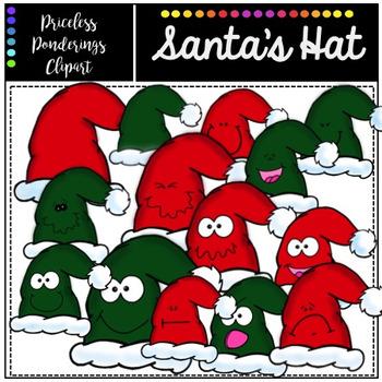 Santa's Hat Clipart