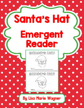 Santa's Hat Emergent Reader