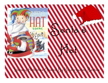 Santa's Hat Literacy Activities