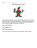 Santa's Helper Percent Project