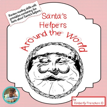 Santa's Helpers Around the World: Non-Fiction Printables