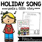 Santa's Little Elves Christmas Song