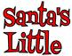 Santa's Little Helpers Bulletin Board for Christmas