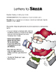 Santa's Mail: Write-The-Room Sight Word or Alphabet