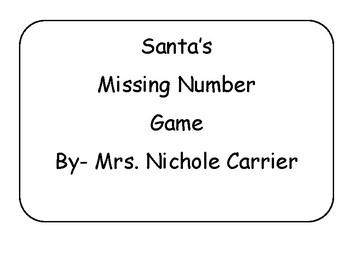 Santa's Missing Number Game