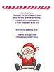 Santa's Mittens Writing Pads