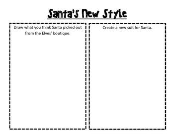 Santa's New Style (Creative thinking)