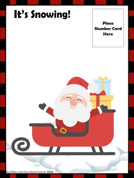 Santa's North Pole Toddler and Preschool Pack