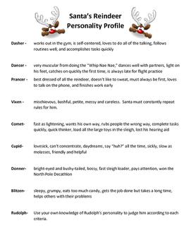 Santa's Reindeer Dilemma