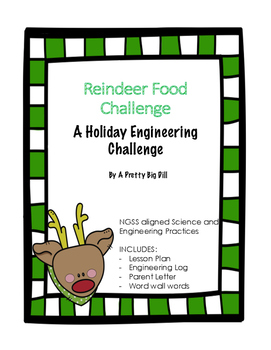 Santa's Reindeer Engineering challenge (STEM)